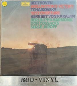 DG VINYL RECORD Ludwig van Beethoven - Wellington's Victory / 1812 Overture Ex