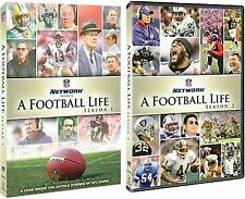 NFL a Football Life Complete Seasons 1 2 One Two DVD Set Collection TV American