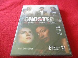 """DVD NEUF """"GHOSTED"""" film Lesbien de Monika TREUT"""