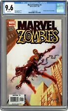 Marvel Zombies 1A 1st Printing CGC 9.6 2006 3732071002