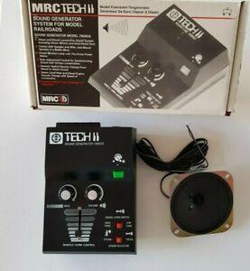 MRC TECH II Model 7000 GS Générateur de sons avec haut parleur Neuf
