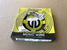 """PRECISION BRAND 21051 Music Wire,C1085 Steel Alloy,0.051/"""""""