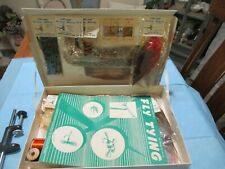 Vintage Courtland Professional Fly Tying Kit Circa 1970