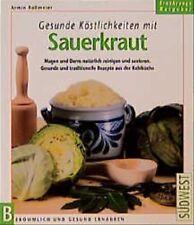 Gesunde Köstlichkeiten mit Sauerkraut - Armin Roßmeier