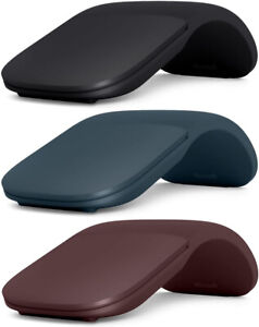 Microsoft Surface Arc Mouse Bluetooth Wireless Compact Travel Mouse
