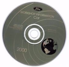 FORD - 2000 Car Service Information CD - Mustang - Focus - Taurus - Sable   13.0