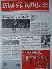 Programm Pokal 2004/05 FC St. Pauli - Energie Cottbus