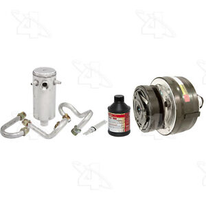 A/C Replacement Kit-Complete A/c Kit 4 Seasons 1525NK