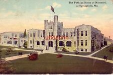THE PYTHIAN HOME OF MISSOURI, AT SPRINGFIELD, MO 1915