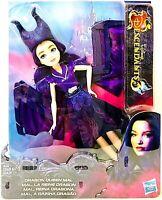 1 Count Hasbro Disney Descendants 3 Dragon Queen Mal Doll Age 6 Years & Up
