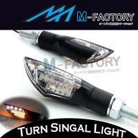 Front Running White LED Turn Signals Light Indicator For Suzuki TL1000 R/S 98-03