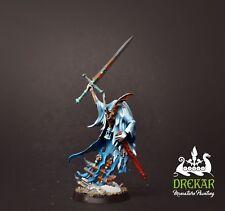 Keldrek Knight of Shrouds nighthaunt age of sigmar ** COMMISSION ** pro painting
