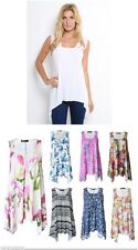 Viscose Floral Regular Size Tops & Shirts for Women