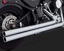 VANCE & HINES BIG SHOTS LONG CHROME VH17823