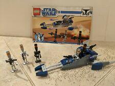 ⭐ 100% complete LEGO Star Wars Assassin Droids Battle Pack Set 8015 - no box