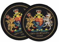 Cloth Services Collectable Shoulder Badges