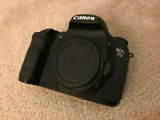 Canon 7D 18.0 MP DSLR body w/ battery, charger - 9K SC ONLY - READ