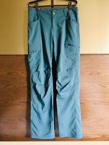 Columbia Men's Silver Ridge Stretch Pant, 30W/32L, Blue, Omni-Shade Hiking Pants