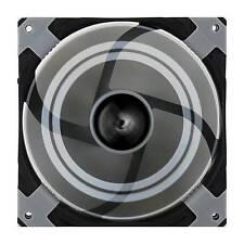 AeroCool Dead Silence 120mm Black Case Fan