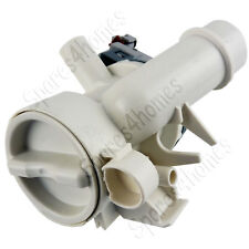 Hoover Washing Machine Drain Pump Complete with Filter Housing 41019104 41042258