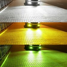 2x H1 H3 9005 9006 HB3 HB4 H11 H4 H7 Led Headlight Bulb LED Fog Lamp Green White