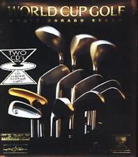 World Cup Golf: Hyatt Dorado Beach (2PC-CDs, 1994) DOS - NEW in BIG Retail BOX