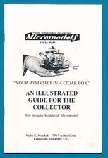 Micromodels:  AN ILLUSTRATED GUIDE FOR THE COLLECTOR ( M.K.Mandell 1994)