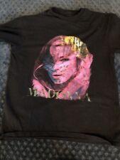 Madonna Concert Tour 2012  Tshirt  Black Sz ?
