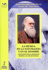 Musica En La Naturaleza Y En El Hombre. ENVÍO URGENTE (ESPAÑA)