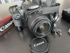 Canon EOS 1000d SLR-cámara digital con canon 18-55mm EF-S is II objectiv