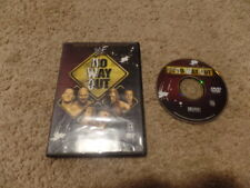 NO WAY OUT 2002 wwf dvd USA RELEASE wwe wrestling THE ROCK