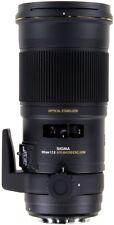 SIGMA EX 180mm 1:2,8 APO MACRO DG OS HSM per Canon