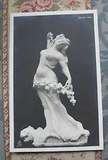CPA nu féminin sculpture Salon Paris 1906 Mlle Amélie Colombier - Bacchante