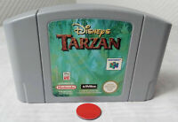N64 Spiel Disney`s Tarzan | Nintendo | N64 | gebraucht nur Modul