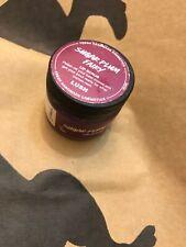 Sugar Plum Fairy Lip Scrub Lush Limited Edition New
