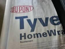 3' X 7' Tyvek Homewrap Cover Ground Sheet Fabric Tent Tarp Footprint Kite Bags