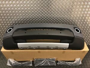 LAND ROVER DISCOVERY 4 FRONT BUMPER FACELIFT LR D3 CONVERSION