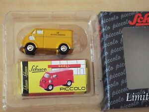 1:90 Schuco Piccolo 01552 DKW Schnellaster Van Deutsche Bundespost German Post