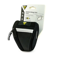Topeak TC2281B SideKick Wedge Pack / Bike Rear Saddle Seat Bag Pannier - Small