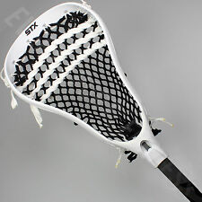 STX Stinger Full Junior Lacrosse Stick - White/Black (NEW) Lists @ $35