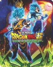 Dragon Ball Super: Broly (with DVD - Double Play Steelbook) [Blu-ray]