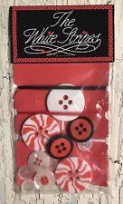 """The White Stripes 2007 Tour """"Sewing Kit"""" RARE"""