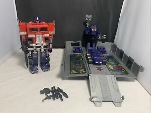transformers g1 optimus prime Near Complete