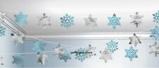 Christmas Snowflake String Decoration Garland Hanging Ceiling decoration