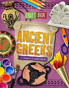 Ancient Greeks (Craft Box) by Powell, Jillian Book The Fast Free Shipping