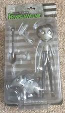 Disney Tim Burton Frankenweenie Victor & Sparky Ultra Detalle Figura Set Nuevo Y En Caja
