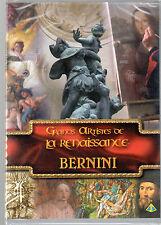 DVD Grands artistes de la renaissance - Bernini (neuf sous blister) - ref0