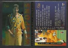 FUTERA 1996 CRICKET ELITE DAMIEN FLEMING ONE-DAY WEAPONS CARD No 15