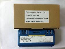 Battery for iRobot Scooba 5900 5800 380 350 385 Series  14.4V 3.5Ah or above