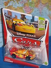 DISNEY PIXAR CARS MIGUEL CAMINO #7/17 WGP ***BRAND NEW & RARE***